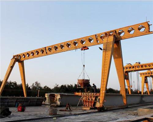 single girder travelling gantry crane for sale