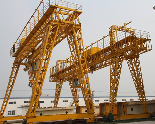 double girder truss beam gantry crane for sale