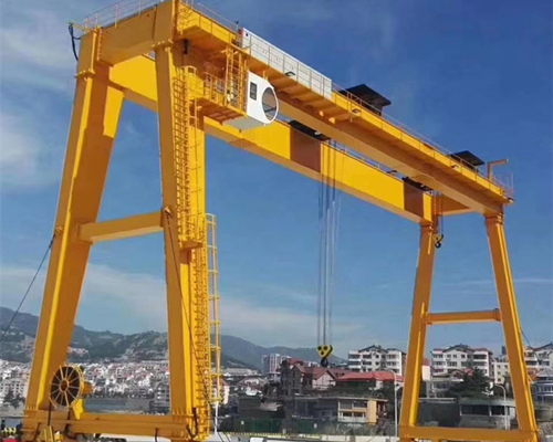 Excellent 100 ton mobile gantry crane with high quality for sale