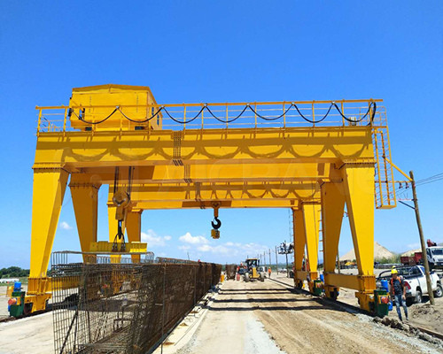 High Quality 70 Ton Gantry Crane for Sale