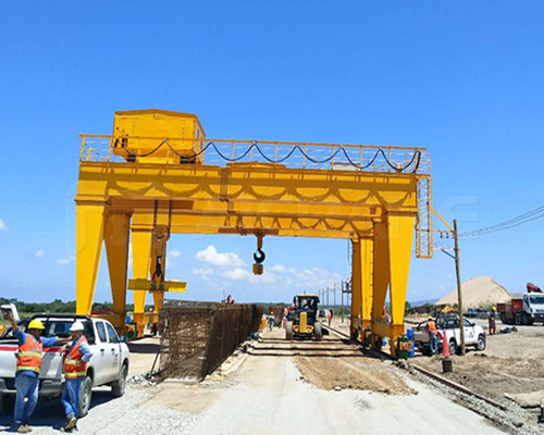 70 Ton Gantry Crane for Business