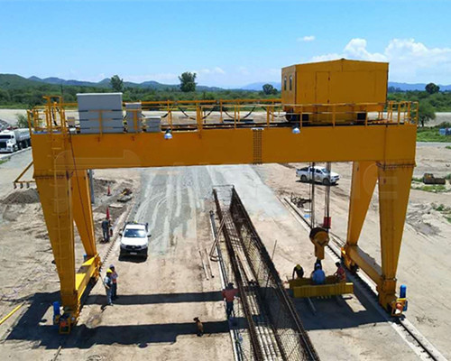 Popular 70 Ton Gantry Crane for Business